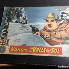Tebeos: AVENTURAS DE FBI Nº 183 SANGRE EN EL VALLE DEL SOL (ORIGINAL ED. ROLLAN) (COI31). Lote 94813607