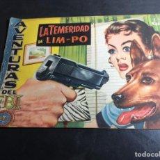 Tebeos: AVENTURAS DE FBI Nº 168 LA TEMERIDAD DE LIM-PO (ORIGINAL ED. ROLLAN) (COI31). Lote 94813983