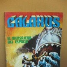 Tebeos: GALAXUS. Nº 1. EL MENSAJERO DEL ESPACIO. SERIE ROJA. EDITORIAL ROLLAN. Lote 95742675