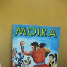 Tebeos: MOIRA. Nº 2. LA FURIA DE THORKIL. SERIE AZUL. EDITORIAL ROLLAN. Lote 95742887