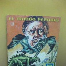 Tebeos: EL MUNDO PERDIDO. Nº 13. SERIE AZUL. EDITORIAL ROLLAN. Lote 95742947
