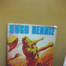 Tebeos: HUGO RENNIE. Nº 9. FUROR SUICIDA. SERIE AZUL. EDITORIAL ROLLAN. Lote 95743007