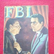 Tebeos: FBI 155 ROLLAN DESAFIO . Lote 97711663