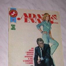 Giornalini: ADAM & EVANS DETECTIVES Nº 3. COMICS ROLLÁN SERIE ROJA. MANFRED SOMMER, VÍCTOR MORA, JOSEP GUAL. ++. Lote 97752566