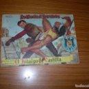Tebeos: EL HIDALGO DE CASTILLA Nº 4 EDITA ROLLAN . Lote 159479089