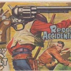 Tebeos: MENDOZA COLT Nº 104. EDITORIAL ROLLÁN 1955. DIFICIL.... Lote 99674931