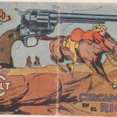 Tebeos: MENDOZA COLT Nº 105. EDITORIAL ROLLÁN 1955.. Lote 99675219
