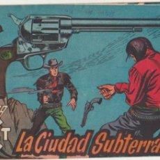 Tebeos: MENDOZA COLT Nº 115. EDITORIAL ROLLÁN 1955. DIFICIL.... Lote 99679739