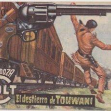 Tebeos: MENDOZA COLT Nº 69. EDITORIAL ROLLÁN 1955.. Lote 99681211