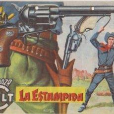 Tebeos: MENDOZA COLT Nº 61. EDITORIAL ROLLÁN 1955.. Lote 99681383