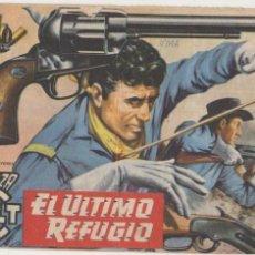 Tebeos: MENDOZA COLT Nº 54. EDITORIAL ROLLÁN 1955.. Lote 99681515
