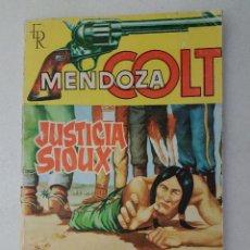 Tebeos: MENDOZA COLT. Nº 84. EDITORIAL ROLLÁN.. Lote 99888631
