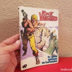 Tebeos: COMIC TEBEO Nº 1 ROCK VANGUARD EL GRAN BRUJO DE LUFERNUM EDITORIAL ROLLAN 1974. Lote 100095783
