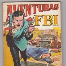 Tebeos: AVENTURAS DEL FBI Nº 2. TACO. ROLLÁN 1974.. Lote 100636779