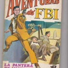 Tebeos: AVENTURAS DEL FBI Nº 1. TACO. ROLLÁN 1974.. Lote 100637043