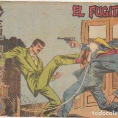 Tebeos: AVENTURAS DEL FBI 2ª Nº 8. ROLLÁN 1958.. Lote 100705699