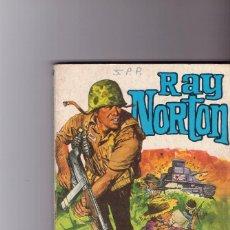 Tebeos: RAY NORTON Nº 1, ROLLAN, 1974. Lote 101409627