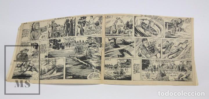 Tebeos: Cómic Mendoza Colt / Un Hechicero Infernal Nº 43 - Ediciones Rollan - Año 1958 - Foto 2 - 102192255