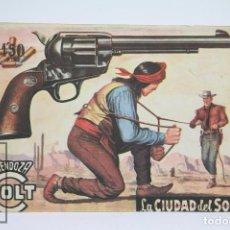 Tebeos: CÓMIC MENDOZA COLT / LA CIUDAD DEL SOL Nº 65 - EDICIONES ROLLAN - AÑO 1958. Lote 102193439