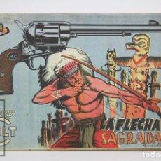 Tebeos: CÓMIC MENDOZA COLT / LA FLECHA SAGRADA Nº 81 - EDICIONES ROLLAN - AÑO 1959. Lote 102197363