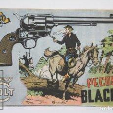 Tebeos: CÓMIC MENDOZA COLT / PECOS BLACK Nº 82 - EDICIONES ROLLAN - AÑO 1959. Lote 102197551