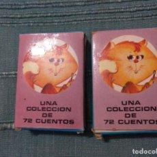 Tebeos: COLECCIÓN MICROBIO. DOS. HAY DOCE CUENTOS EN CADA UNO.. Lote 102381147