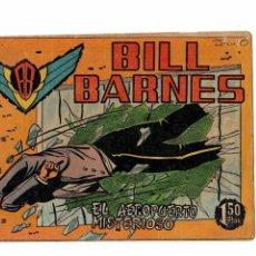 Tebeos: BILL BARNES Nº 4 -ORIGINAL. Lote 103640471
