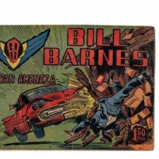 Tebeos: BILL BARNES Nº 9 -ORIGINAL. Lote 103640619