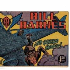 Tebeos: BILL BARNES Nº 11 -ORIGINAL. Lote 103640899