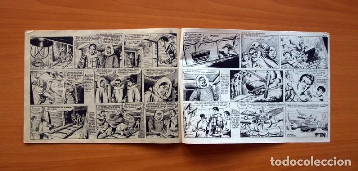 Tebeos: Aventuras del FBI - nº 52, La isla de los Leprosos - Editorial Rollan 1951 - Tamaño 17x24 - Foto 5 - 104617279