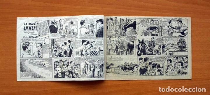 Tebeos: El jeque blanco - nº 106, La última apuesta - Editorial Rollan 1951 - Tamaño 17x24 - Foto 2 - 104618239