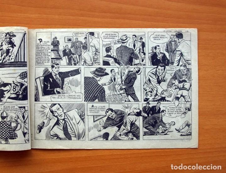 Tebeos: El jeque blanco - nº 106, La última apuesta - Editorial Rollan 1951 - Tamaño 17x24 - Foto 3 - 104618239