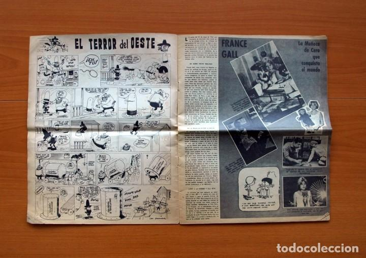 Tebeos: TUCAN - nº 5 - Editorial Rollan 1966 - Tamaño 32x26 - Foto 2 - 104620199