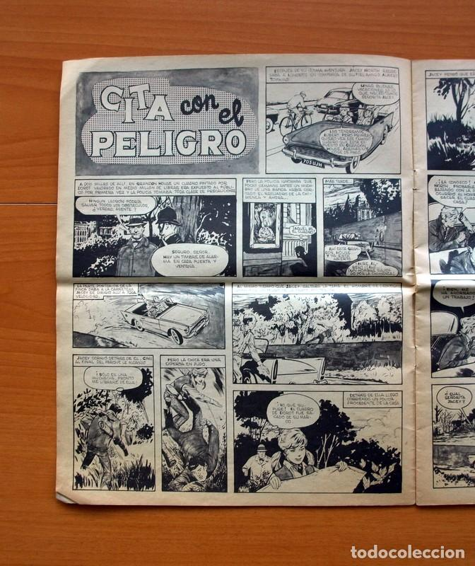 Tebeos: TUCAN - nº 5 - Editorial Rollan 1966 - Tamaño 32x26 - Foto 3 - 104620199