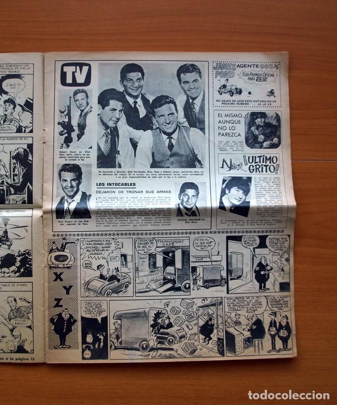 Tebeos: TUCAN - nº 5 - Editorial Rollan 1966 - Tamaño 32x26 - Foto 5 - 104620199