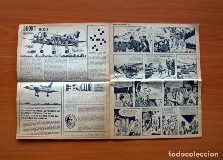 Tebeos: TUCAN - nº 5 - Editorial Rollan 1966 - Tamaño 32x26 - Foto 7 - 104620199