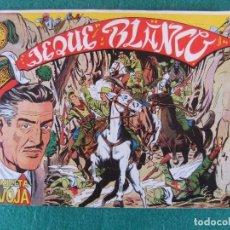 Tebeos: JEQUE BLANCO Nº 97 EDITORIAL ROLLAN ORIGINAL. Lote 105030147