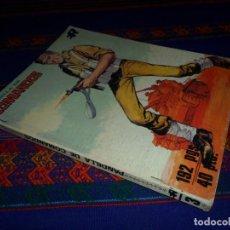 Tebeos: PANDILLA DE COMANDOS RETAPADO Nº 3. ROLLÁN 1973. 40 PTS. 192 PGNS. RARO.. Lote 105262831