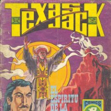 Tebeos: TEXAS JACK Nº5. SERIE AZUL Nº15. EDITORIAL ROLLÁN, 1973. Lote 105748211