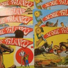 Tebeos: 8 COMICS JEQUE BLANCO. Lote 106236643