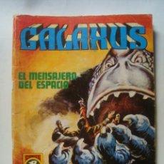 Tebeos: GALAXUS. N.º 1. EL MENSAJERO DEL ESPACIO (ROLLÁN, 1972). FLEETWAY PUBLICATIONS. CIENCIA FICCIÓN.. Lote 106905031