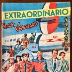 Tebeos: EXTRAORDINARIO ROCK VANGUARD, MENDOZA COLT, AVENTURAS DEL FBI, EDITORIAL ROLLAN. ORIGINAL. Lote 109614355