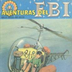 Tebeos: AVENTURAS DEL FBI Nº23. TRAFICANTES DE DIVISAS. ROLLÁN, 1965. Lote 110390483