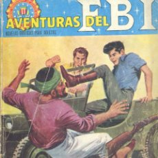 Tebeos: AVENTURAS DEL FBI Nº32. ROLLÁN, 1965. Lote 110483175