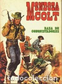 Tebeos: Mendoza Colt, Año 1974 Colección Completa son 6 Tebeos de 21 X 15 son Originales Editorial Rollán - Foto 2 - 111724843