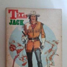 Texas Jack. Retapado con los números 7-8-9. Rollan.
