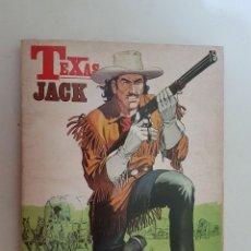 Tebeos: TEXAS JACK. RETAPADO CON LOS NÚMEROS 4-5-6. ROLLAN.. Lote 112724075