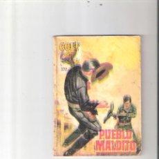 Tebeos: COLT 45 Nº 15-PUEBLO MALDITO. Lote 112792495