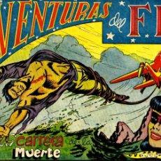 Tebeos: AVENTURAS DEL FBI NÚMERO 21 ORIGINAL (ROLLÁN, 1951) DE LUIS BERMEJO Y GONZÁLEZ MANZANARES. Lote 112805519
