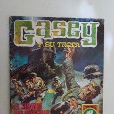 Tebeos: CASEY Y SU TROPA. Nº 1. EDICIONES ROLLAN.. Lote 113286059